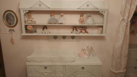 The Princess' Dresser